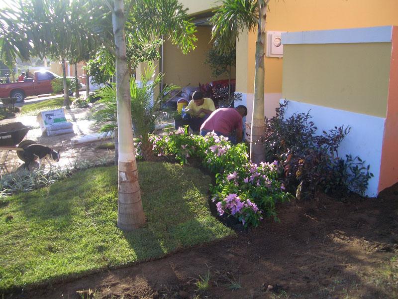 Jardines Paisajistas | Twins Landscaping Corp. - Puerto Rico